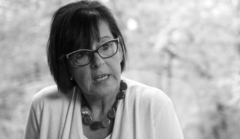 Brigitte Meister, Leiterin Alterszentrum Doldertal