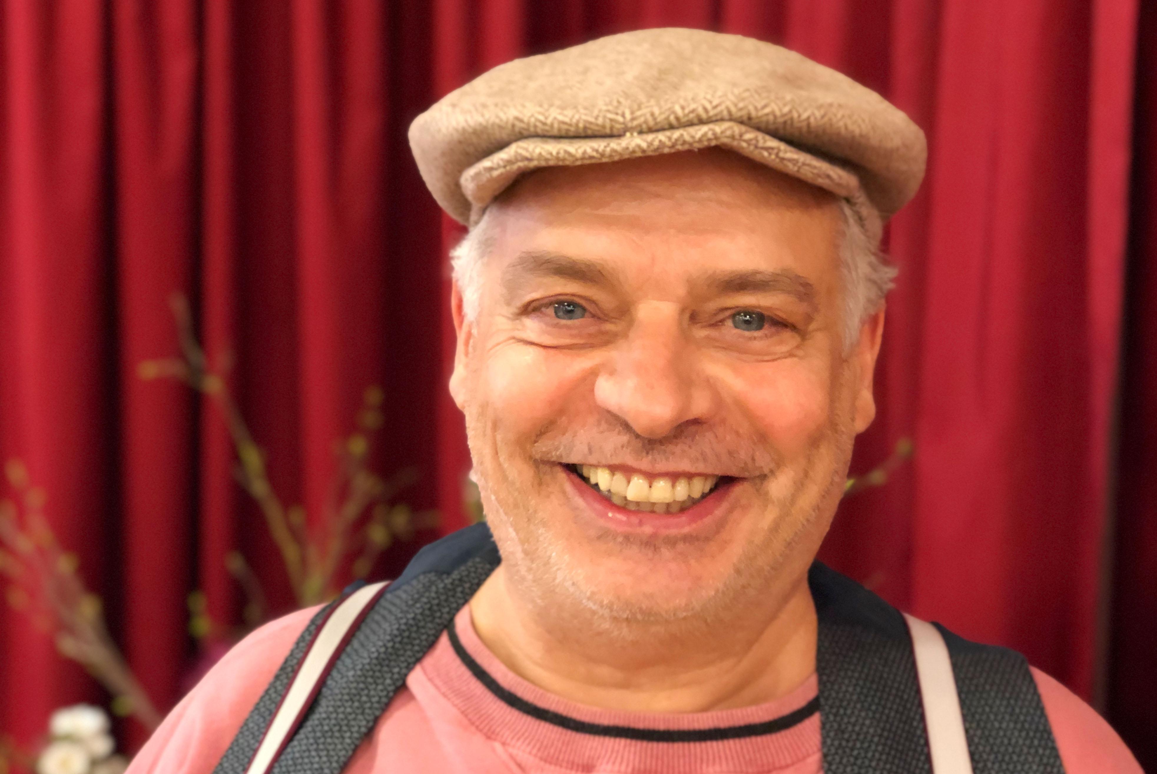 Max Grütter aka Ruedi Haas